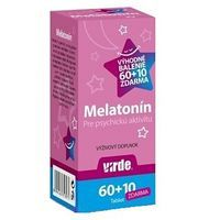 Virde Melatonín