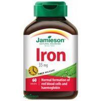 Jamieson Železo 50 mg s postupným uvoľňovaním