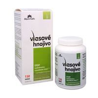 Vlasové hnojivo Maxivitalis, 150 tabliet