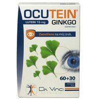 DaVinci Ocutein Ginkgo Lutein 15 mg