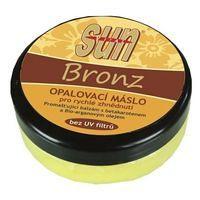 SunVital Bronz opaľovacie maslo bez UV filtra 200 ml