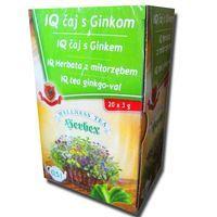 Herbex IQ čaj s ginkgom