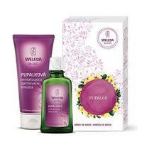 Pupalkový revitalizačný set (sprchovacia emulzia + telový olej)