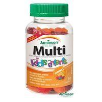 Jamieson Multi Kids Gummies želatínové pastilky pre deti 60 ks