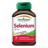 Jamieson Selén s betakaroténom a vitamínmi C a E