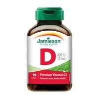 Jamieson Vitamín D3 1000 IU 240 tbl
