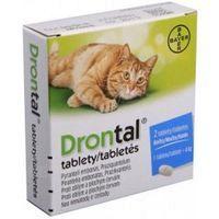 Drontal tablety pre mačky