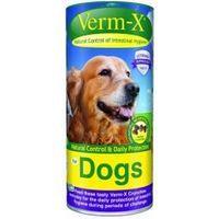 Verm-X – bezchemické odčervenie psa