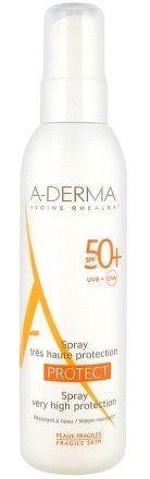 A-DERMA PROTECT SPRAY SPF50+ sprej 1x200 ml