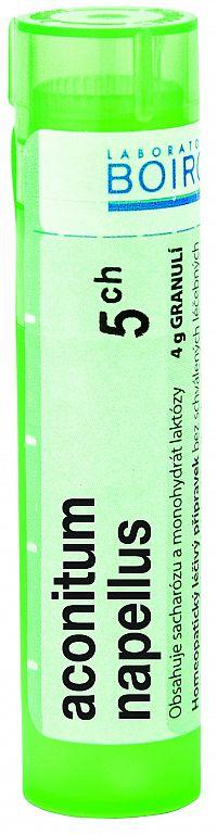 Aconitum Napellus CH5 granule 4g