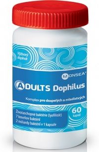 ADULTS Dophilus 60 cps