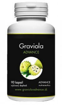 ADVANCE Graviola cps 1x90 ks