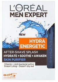 After-shave splash HE ANTIBUMPS ml