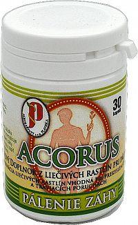 Agrokarpaty Acorus na pálenie záhy 30 kapsúl