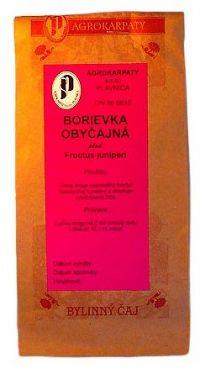 AGROKARPATY BORIEVKA plod bylinný čaj 40g
