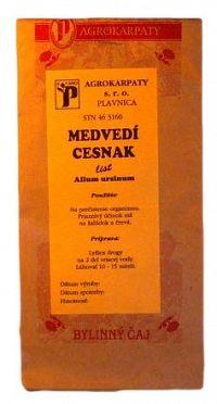 AGROKARPATY CESNAK MEDVEDÍ list bylinný čaj 30g