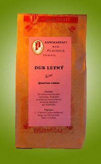 AGROKARPATY DUB LETNÝ kôra bylinný čaj 100g