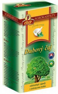 AGROKARPATY Dubový čaj z dubovej kôry prírodný produkt 20x2 g
