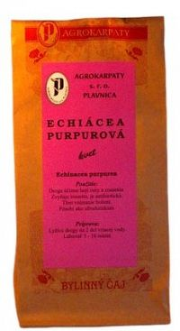 AGROKARPATY ECHINACEA PURPUROVÁ kvet bylinný čaj 30 g