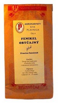 AGROKARPATY FENIKEL OBYČAJNY plod bylinný čaj 30g