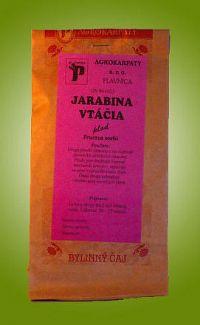 AGROKARPATY JARABINA VTÁČIA plod bylinný čaj 1x30 g