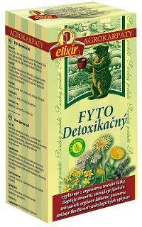 AGROKARPATY KARPATSKÝ FYTO ČAJ detoxikačný 20x2 g
