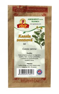 AGROKARPATY KASSIA SENNOVÁ list bylinný čaj 30g
