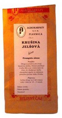 AGROKARPATY KRUŠINA JELŠOVÁ kôra bylinný čaj 30g