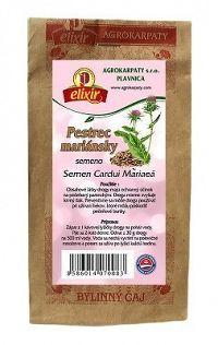 AGROKARPATY PESTRÉC MARIÁNSKY semeno bylinný čaj 100g