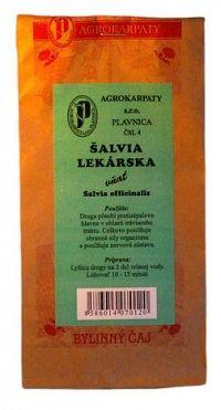 AGROKARPATY ŠALVIA LEKÁRSKA bylinný čaj 30g