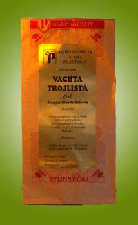 AGROKARPATY VACHTA TROJLISTÁ list bylinný čaj 1x30 g