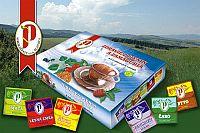 AGROKARPATY ZDRAVIE Z PIENIN A ZAMAGURIA čajová kazeta 6 x 8 nálevových vrecúšok po 2 g