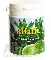 Alfalfa Bio prášok 80g