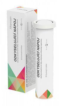 ALKAROSEN - Odkyslujúci nápoj - RosenPharma šumivé tablety 20 ks