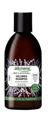 ALKMENE BIO Šampón pre objem vlasov  LEVANDULA 250ml