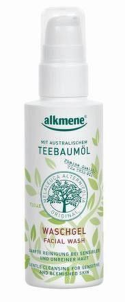 ALKMENE TEA TREE  pleťový umývací gel 150ml