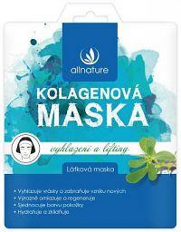 Allnature Maska kolagenová 23 ml
