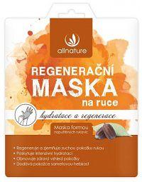 Allnature Maska regenerační na ruce 26 g (1 pár)