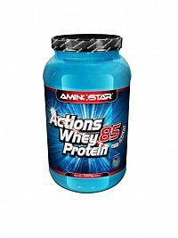 AMINOSTAR WHEY PROTEIN ACTIONS 85 inst.čokoláda 1x1000 g