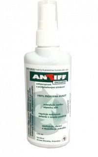 Antiff exclusive antiperspirant 115 ml