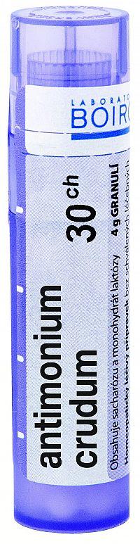 Antimonium Crudum CH30 granule 4g