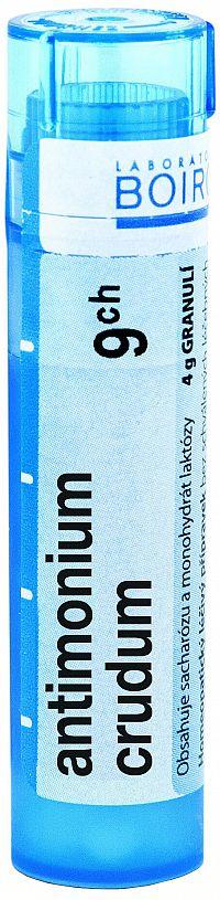 Antimonium Crudum CH9 granule 4g