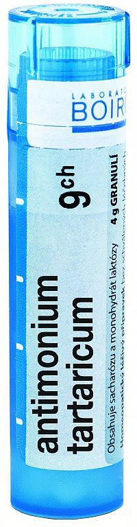 Antimonium Tartaricum CH9 granule 4g