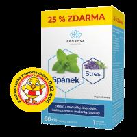 Aporosa Premium Spánok a Stres 75 kapsúl