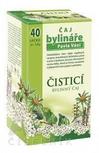 APOTHEKE VÁŇA ZMES ČISTIACA bylinná 40x1 6 g