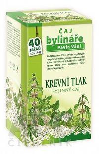 APOTHEKE VÁŇA ZMES NA KRVNÝ TLAK bylinná 40x1 6 g