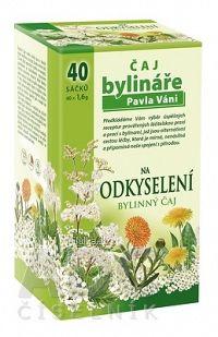 APOTHEKE VÁŇA ZMES NA ODKYSLENIE bylinná 40x1 6 g