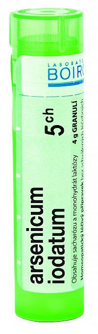 Arsenicum Iodatum CH5 granule 4g