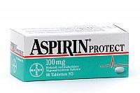 ASPIRIN PROTECT 100 tbl ent 100 mg 50 ks