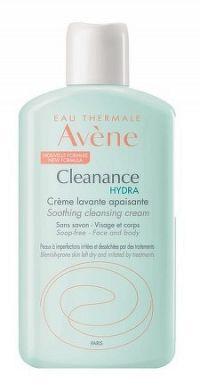 AVENE CLEANANCE HYDRAupokojujúci umývací krém bez mydla1x200 ml